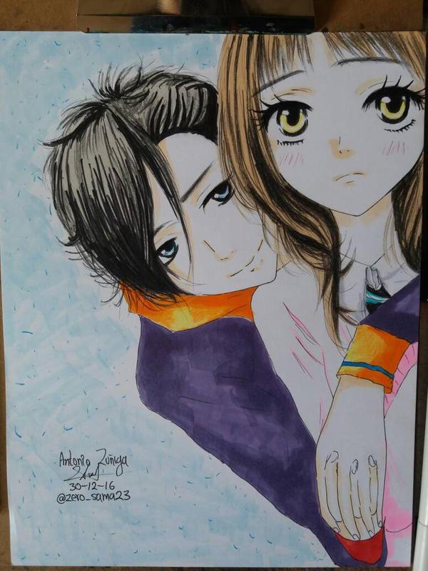 YamatoxMei by ZeRo-SaMa23