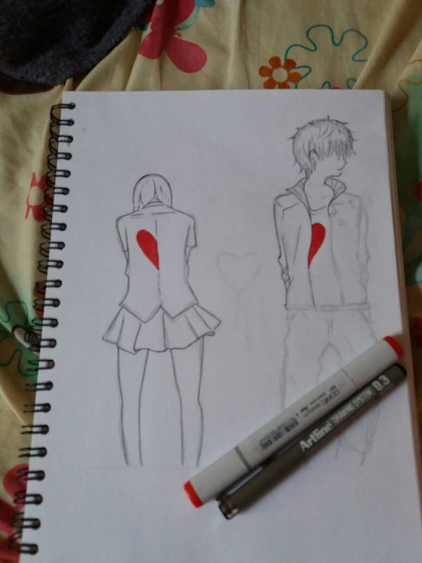 sketch by ZeRo-SaMa23