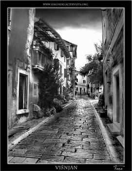 Visnjan, Istra, Croatia