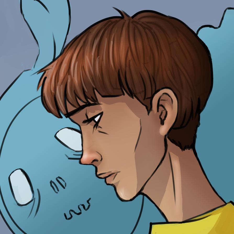 Ego Bunny by eilidhgw