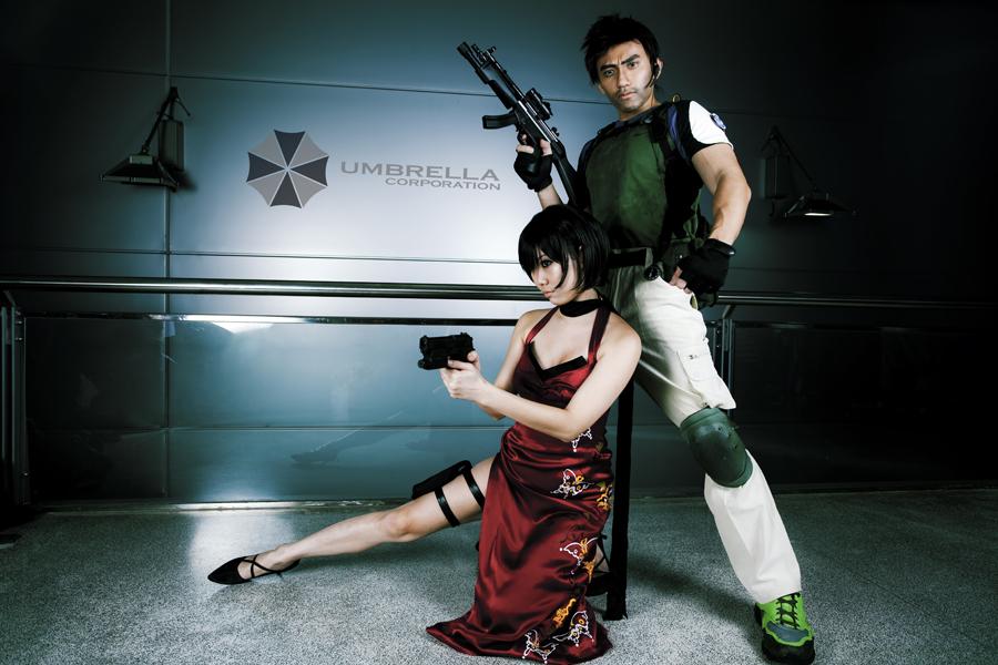 Resident Evil Reunited by blacklashjo