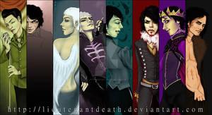 Character Timeline: Gerard