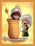Prince and his khansama