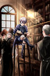 That Butler, Indolent by namisiaa