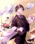Most Competent Butler by namisiaa