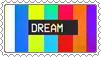 dream aes stamp + f2u
