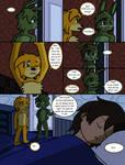 FNAF 4 - 1 AM at Sam's Page 1
