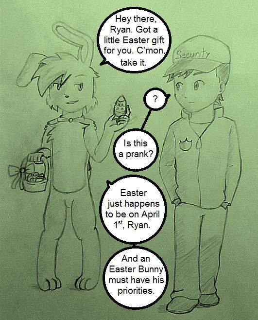 A Sprung Easter by PKMNTrainerSpriterC