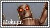 +Tekken+ Mokujin stamp by Metana