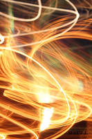 Bonfire in Motion by RedSeeker11