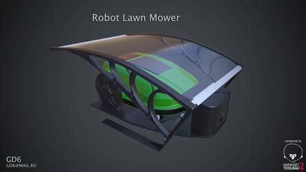 Lawn Mower Pre 1080 by GorD6