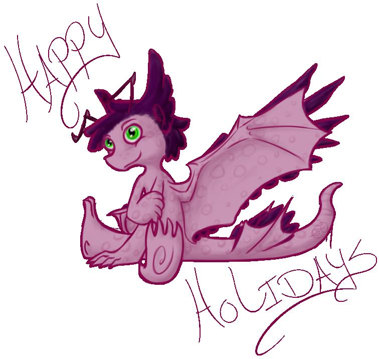 Happy Holidays by Zirra--Nova