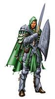 Knight by JamesDenton