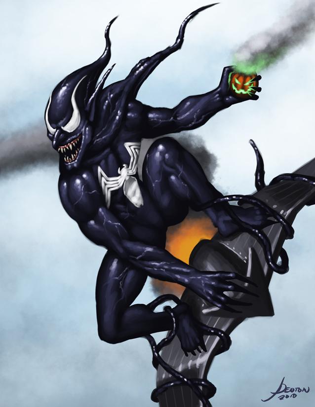 Ultimate Hobgoblin Vs Green Goblin Green Goblin Symbiote ...