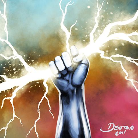 Thunderbolt of Zeus by JamesDenton on DeviantArt