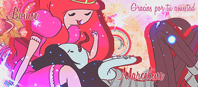 ¡Buon Cumpleanno, Louise!~  Regalo_marceline_and_bonnibel_by_thamychan-d581bay