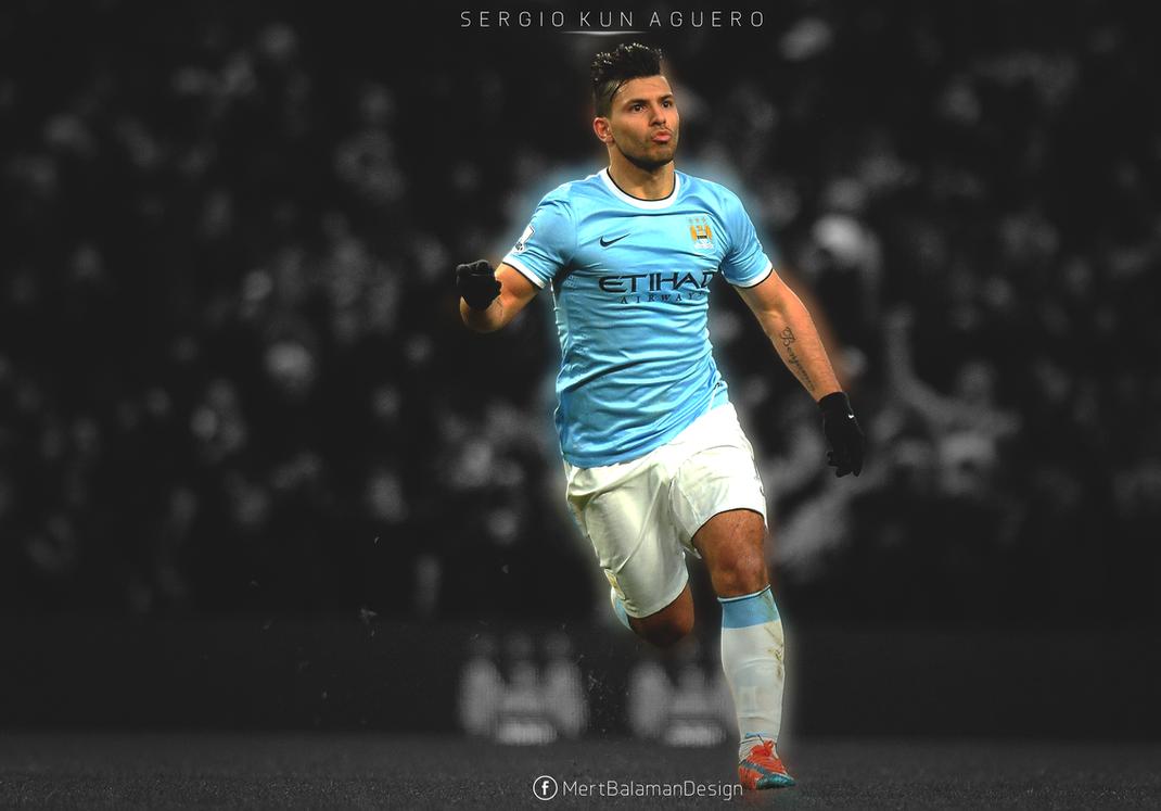 Sergio Aguero Soccer Player Wallpapers: Sergio Aguero Wallpaper By Mbalaman1905 On DeviantArt