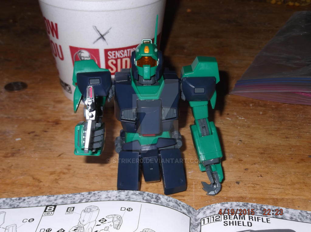MG Nemo-W.I.P. by striker0