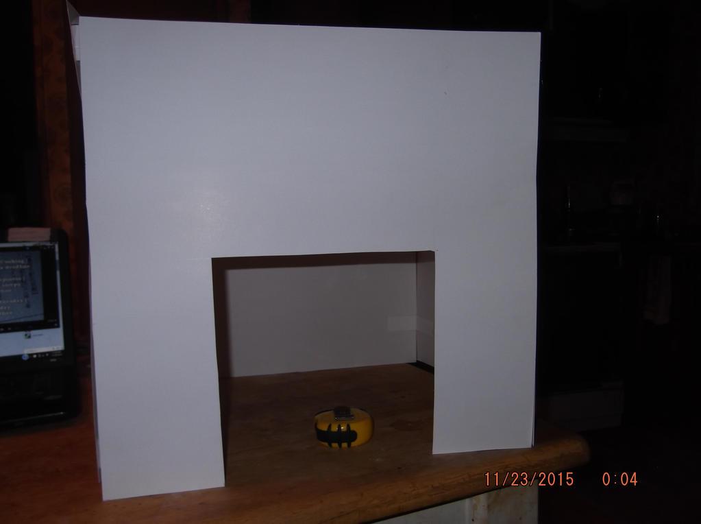 Tetris Cosplay-prototype cube by striker0