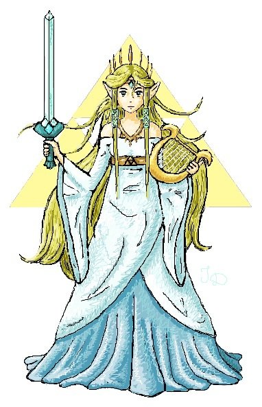 Aether Goddess by gts on DeviantArt