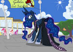 Luna go to GALACON