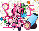 Pinkie Pie Gummy Party Ms-Panit