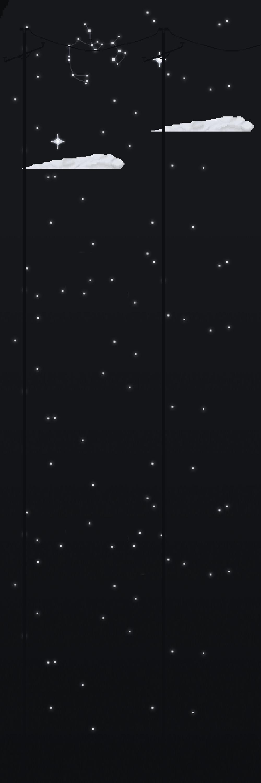 Starry Night Sky Pixel Custom Box BG by C3lestialWolf on DeviantArt