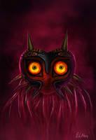 Majora's Mask by EhAlex