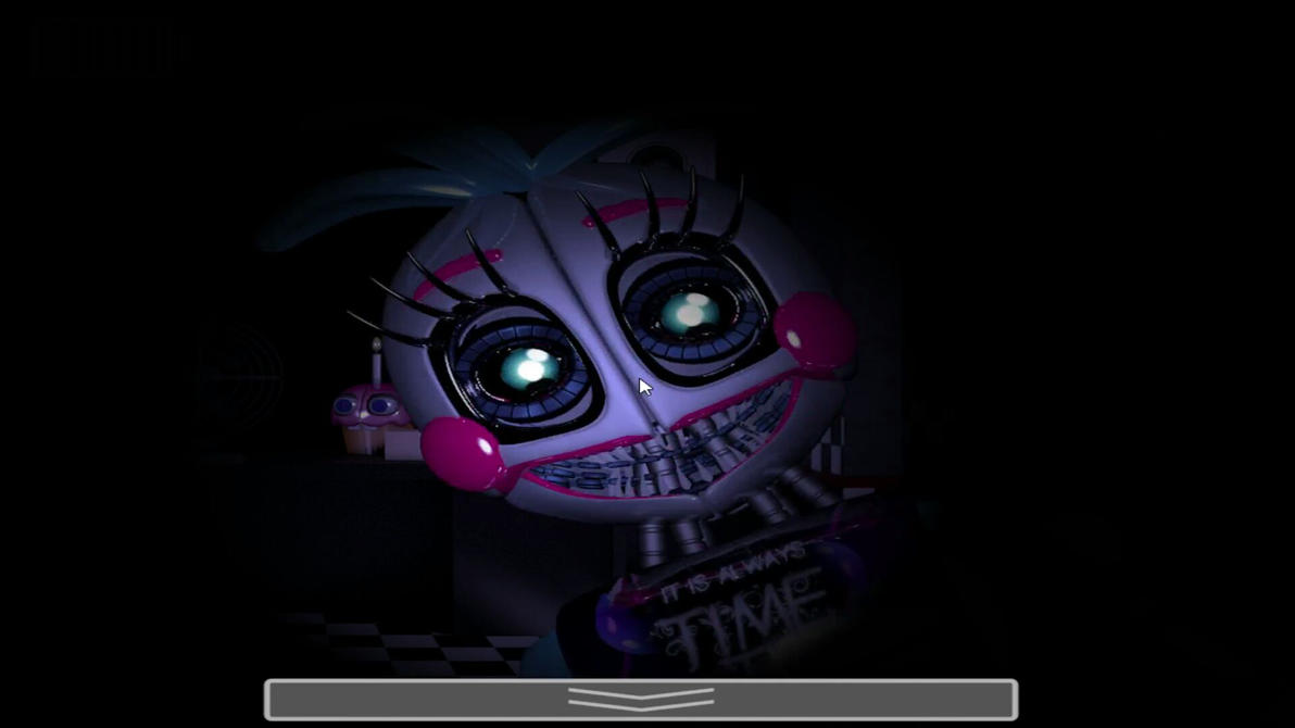 Mechanical space reborn gamplay funtime chica jump by sparkyboy gaming