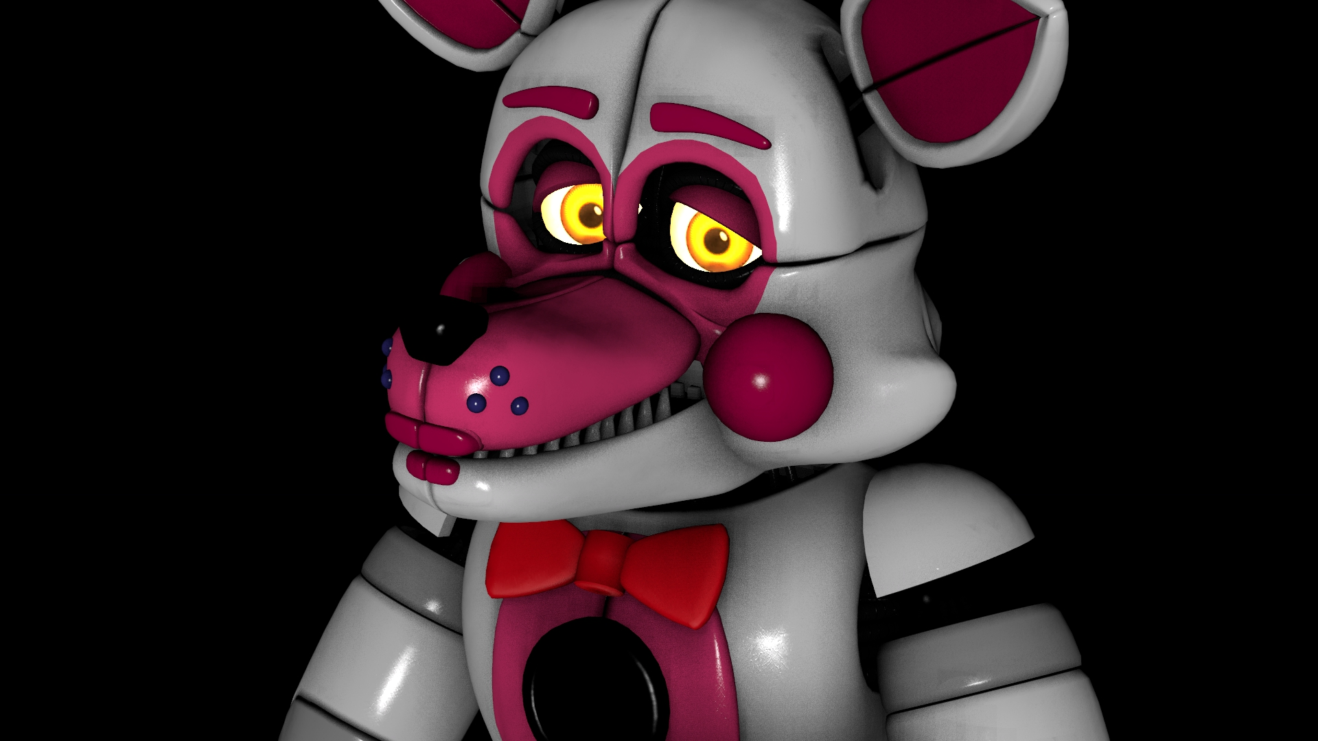 funtime foxy sfm by - photo #2