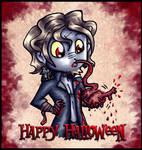 Happy Halloween, Folks by Zlukaka