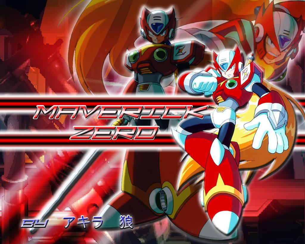 Zero Megaman X4 Zero From Rockman X4 b...