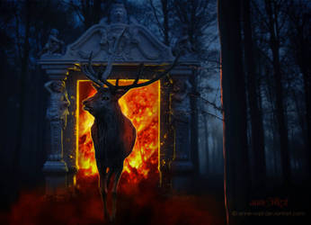 Escape from Hell by annewipf
