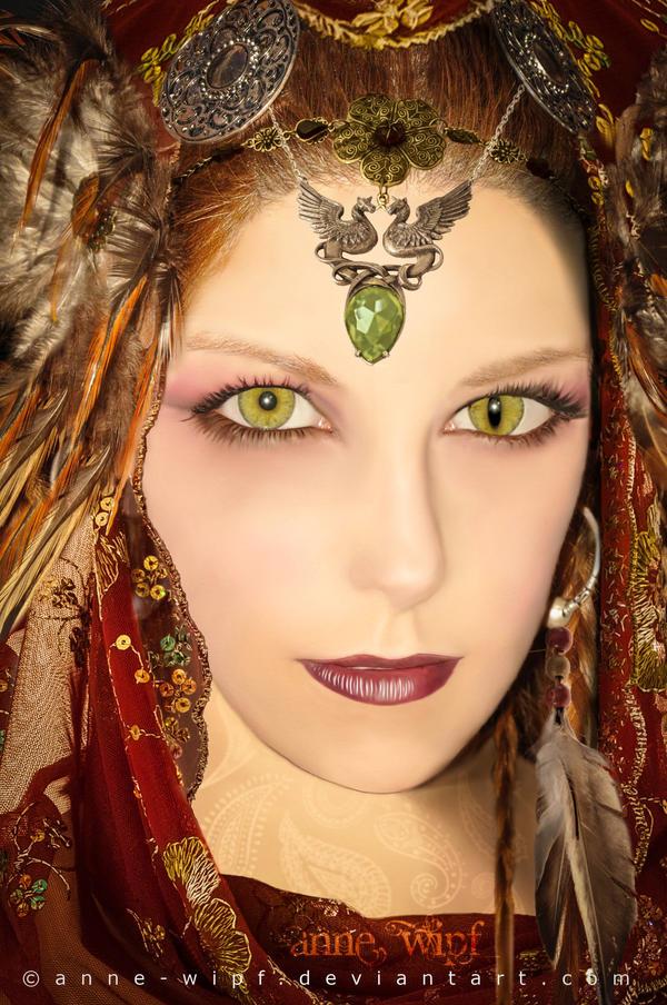 Czary autumn sorceress