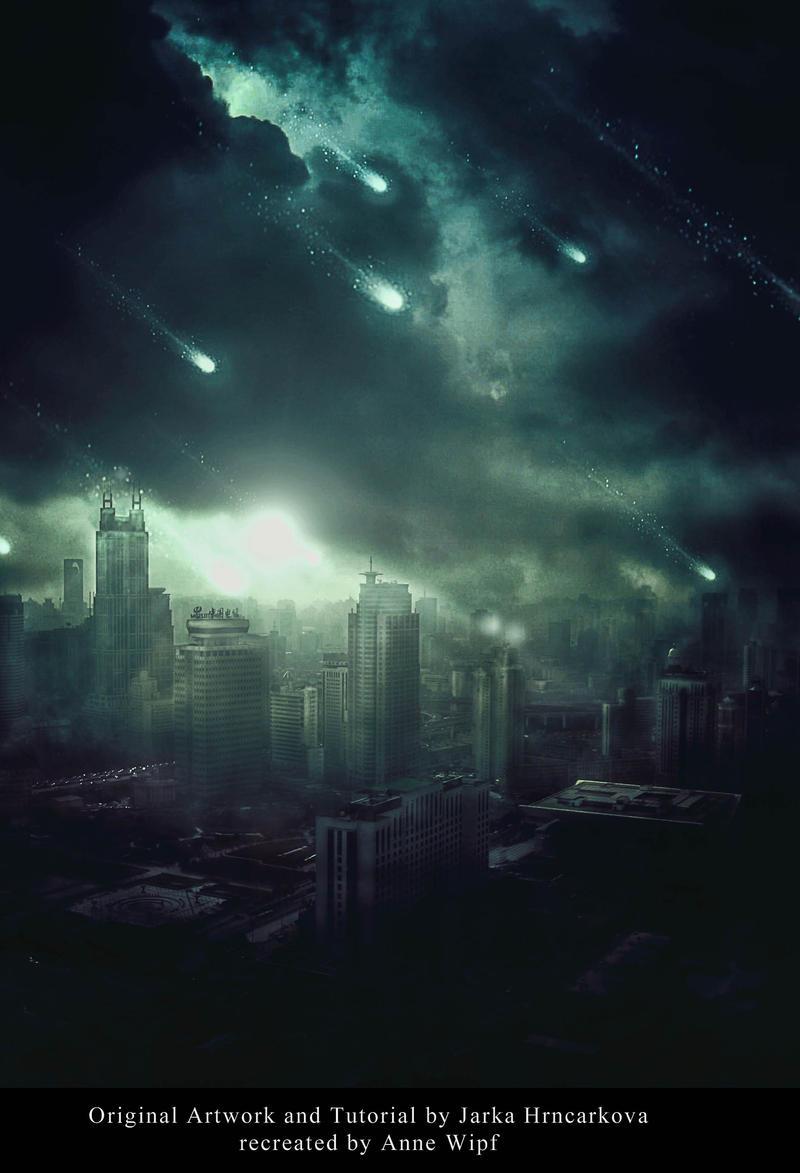 TMM-A3P2 Apocalyptic Sci-Fi Photomanipulation
