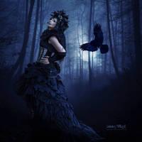 Vampire Queen by annewipf