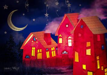 Christmas Winterworld by annewipf
