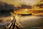 I Ching 30 - Li (The Fire, Clinging, Radiance)