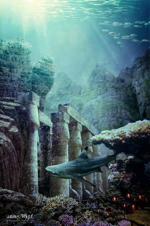 Guardian of Atlantis by annewipf