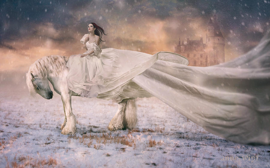 First Snow by annewipf