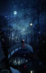 Christmas Romance by annewipf