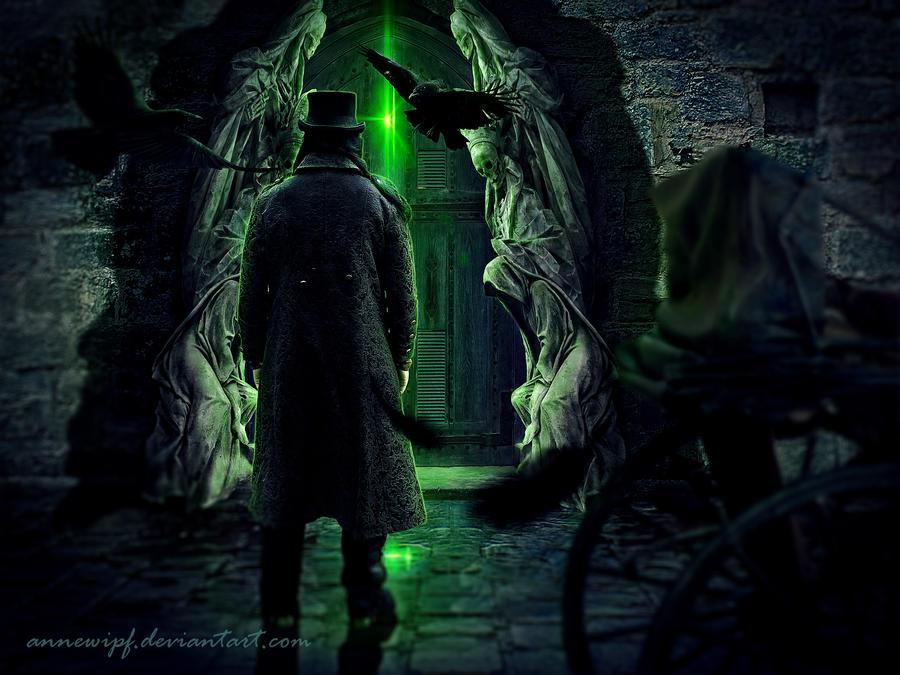 The Door by annewipf