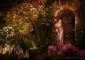 Hidden Door by annewipf