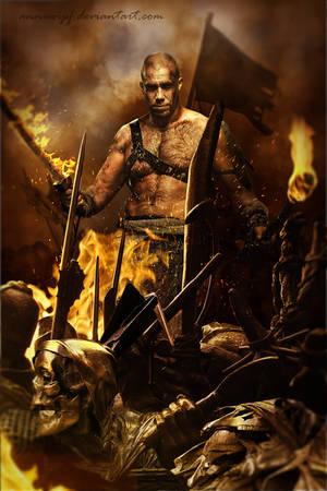 Hell's Legions by annewipf