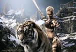 Tiger by annewipf