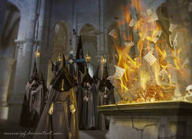 Burning - Charlie 1559 by annewipf