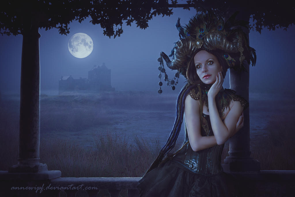 Moonlight Dream by annewipf