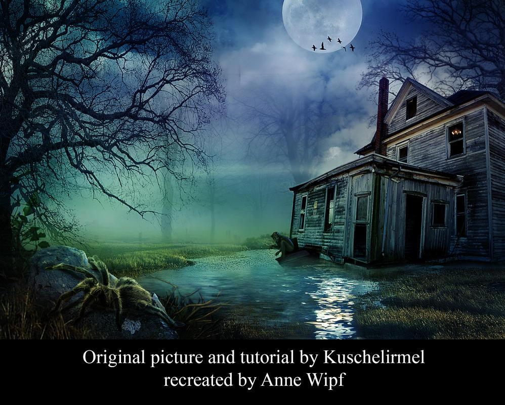 Haunted by annewipf