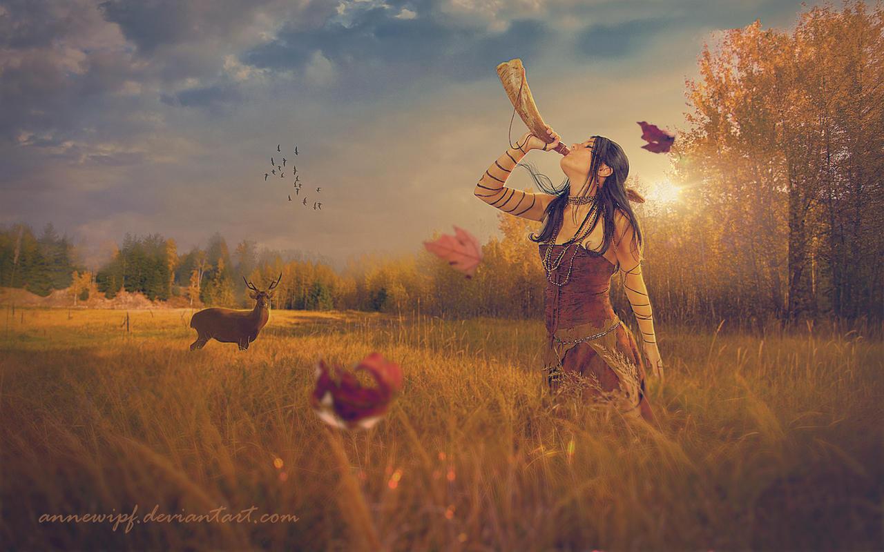 Wild Autumn by annewipf