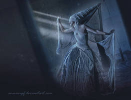 Ghost Encounter by annewipf